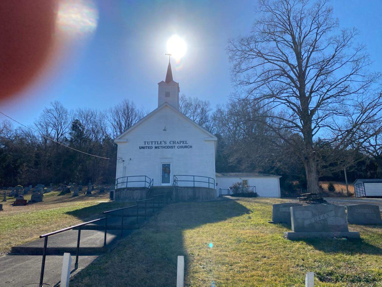 Tuttle\'s Chapel United Methodist Church