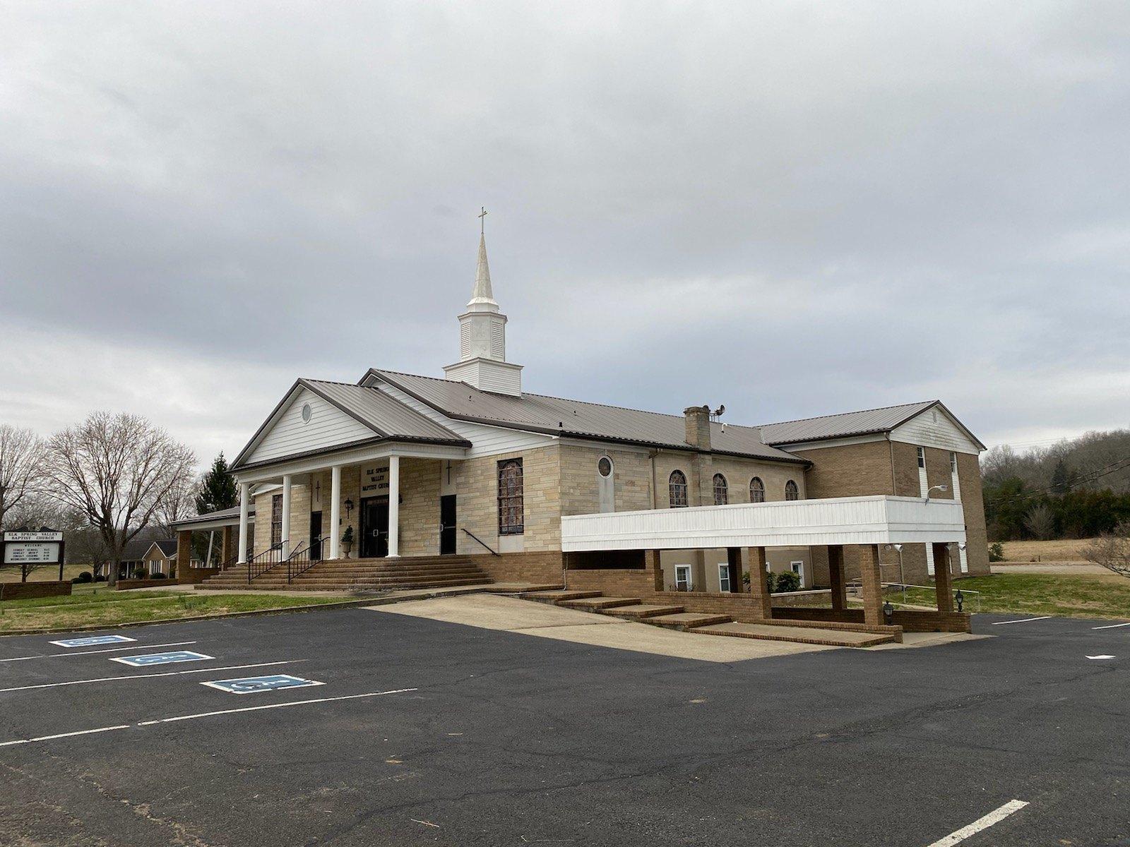 Elk Spring Valley Baptist Church